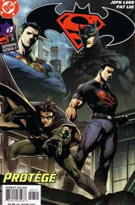 Superman / Batman (2003-2011) (saddle-stitched) #7