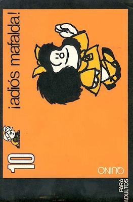 Mafalda (Rústica. Edición 1970) #10