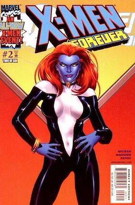 X-Men Forever (Comic Book) #2