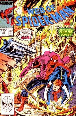 Web of Spider-Man Vol. 1 (1985-1995) (Comic-book) #43