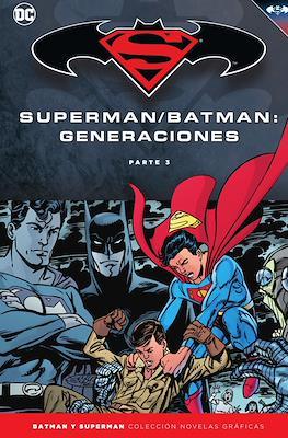 Batman y Superman. Colección Novelas Gráficas (Cartoné) #58