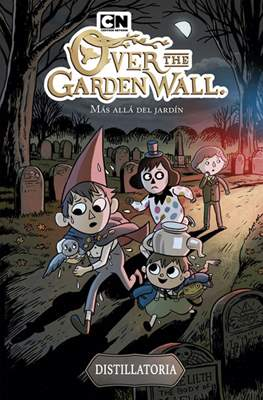 Over the Garden Wall - Más allá del jardín (Cartoné 148 pp) #4