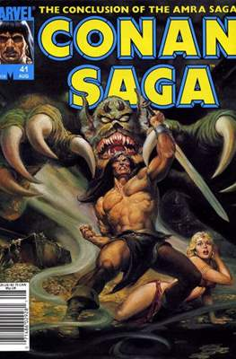 Conan Saga (Comic-book) #41