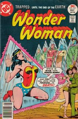Wonder Woman Vol.1 (Comic Book) #231