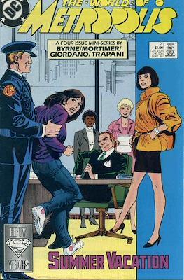 The World of Metropolis (1988) (Comic Book) #2