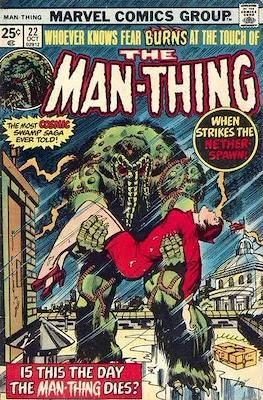 The Man-Thing Vol. 1 (1974-1975) (Comic Book) #22