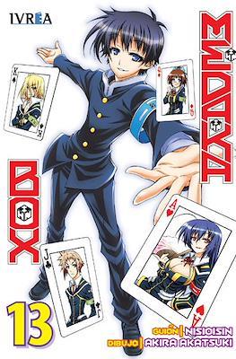 Medaka Box (Rústica con sobrecubierta) #13