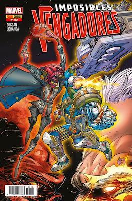 Imposibles Vengadores (2013-2018) (Grapa) #52