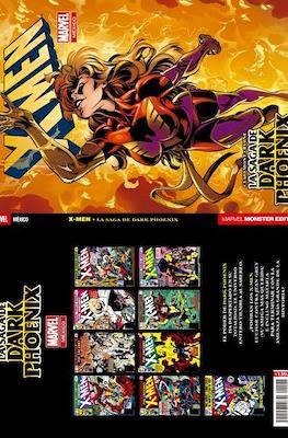 X-Men La Saga de Dark Phoenix. Marvel Monster Edition