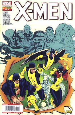 X-Men Vol. 4 / X-Men presenta (2011-2016) (Grapa 24 pp) #11