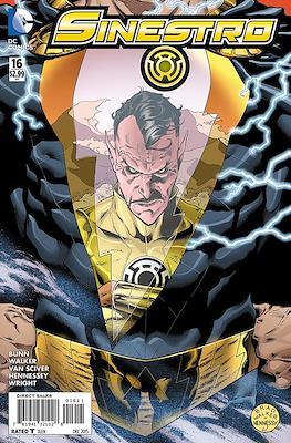 Sinestro (2014-2016) (Comic-Book) #16