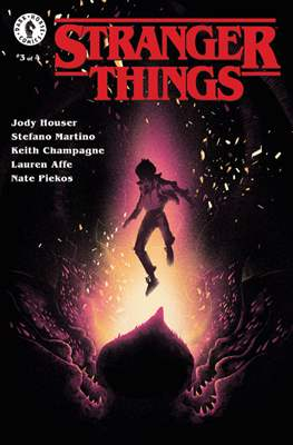 Stranger Things (Variant Covers) (Comic Book) #3.1