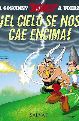 Astérix (2016) (Cartoné, lomo con mancha de Asterix) #33