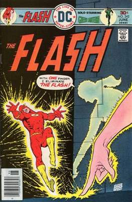 Flash vol. 1 (1959-1985) (Grapa, 32 págs.) #242