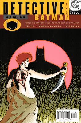 Detective Comics Vol. 1 (1937-2011; 2016-) (Comic Book) #743
