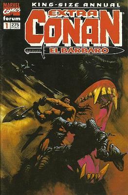 Extra Conan. El bárbaro (Grapa 40 pp) #1