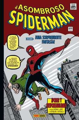 Spiderman. El Asombroso Spiderman. Marvel Gold (Omnigold) #1