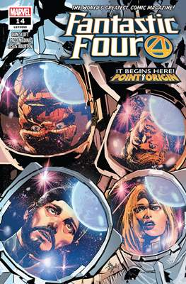 Fantastic Four Vol. 6 (2018-...) #14