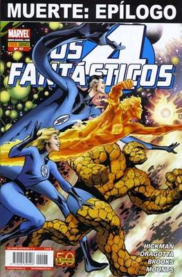 Los 4 Fantásticos / Los Cuatro Fantásticos Vol. 7 (2008-) (Grapa 24-48 pp) #47