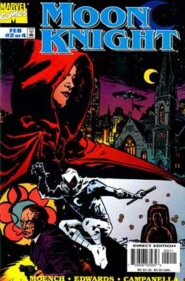 Moon Knight Vol. 3 (1998) (Comic Book) #2