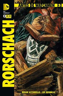 Antes de Watchmen: Rorschach (Grapa) #3
