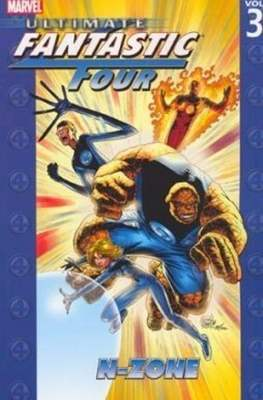 Ultimate Fantastic Four (Softcover) #3
