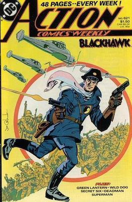 Action Comics Vol. 1 (1938-2011; 2016-) (Comic Book) #621