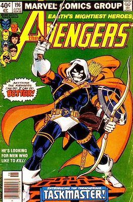 The Avengers Vol. 1 (1963-1996) (Comic Book) #196