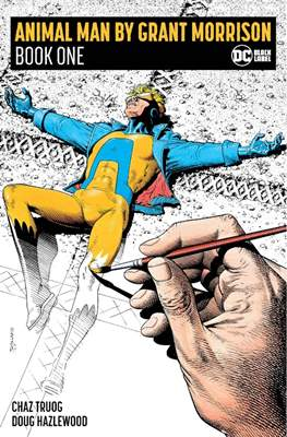 Animal Man by Grant Morrison