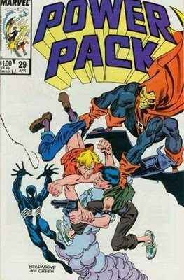 Power Pack (1984-1991; 2017) (Grapa) #29