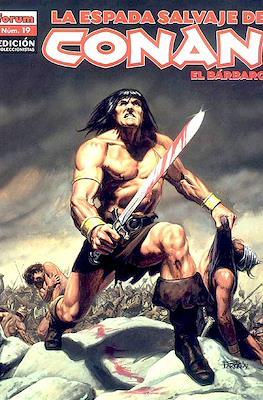 La Espada Salvaje de Conan el Bárbaro. Edición coleccionistas #19
