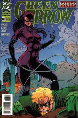 Green Arrow Vol. 2 (Comic Book) #86
