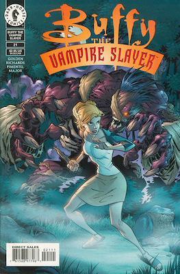Buffy the Vampire Slayer (1998-2003) (saddle-stitched) #21