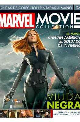 Marvel Movie Collection (Grapa) #7