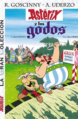 Astérix: La Gran Colección (Cartoné 64-56 pp) #3