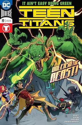 Teen Titans Vol. 6 (2016-) (Comic Book) #19
