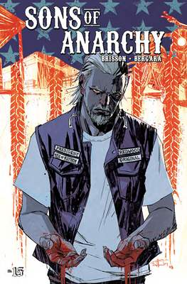 Sons of the Anarchy (Grapa) #15