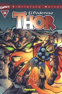 Biblioteca Marvel: El Poderoso Thor (2001-2004) (Rústica 160 pp) #34