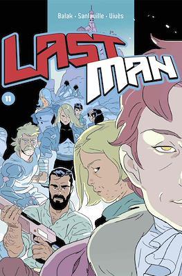 Last Man (Rústica 216 pp) #11