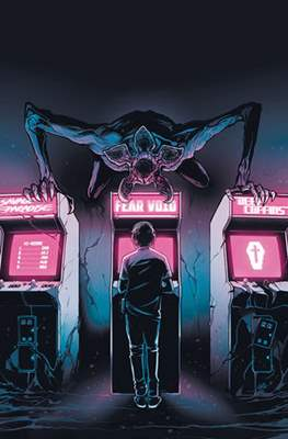 Stranger Things: Six (Variant Covers) (Comic Book) #3