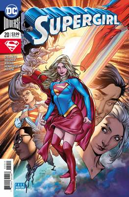 Supergirl Vol. 7 (2016-) (Comic Book) #20