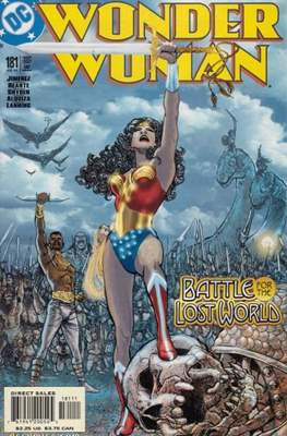 Wonder Woman Vol. 2 (1987-2006) #181