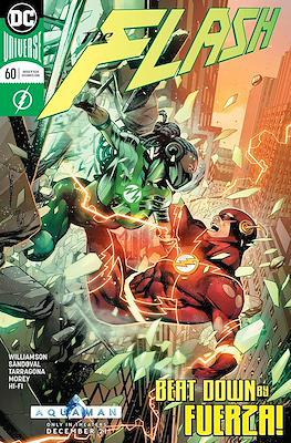 The Flash Vol. 5 (2016-2020) (Comic Book) #60