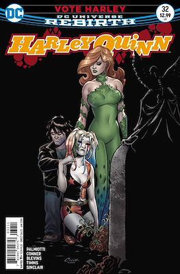 Harley Quinn Vol. 3 (2016-) (Comic book) #32