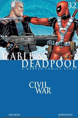 Cable & Deadpool (Comic-Book) #32