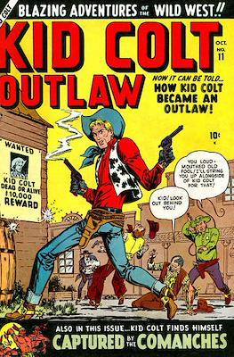 Kid Colt Outlaw Vol 1 #11