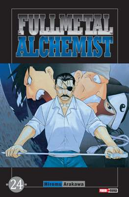 Fullmetal Alchemist (Rústica) #24