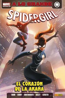 Spidergirl. El corazón de la araña