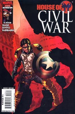 Civil War: House of M (Comic-Book) #3