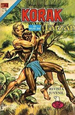 Korak, el hijo de Tarzán (Grapa 36 pp) #42